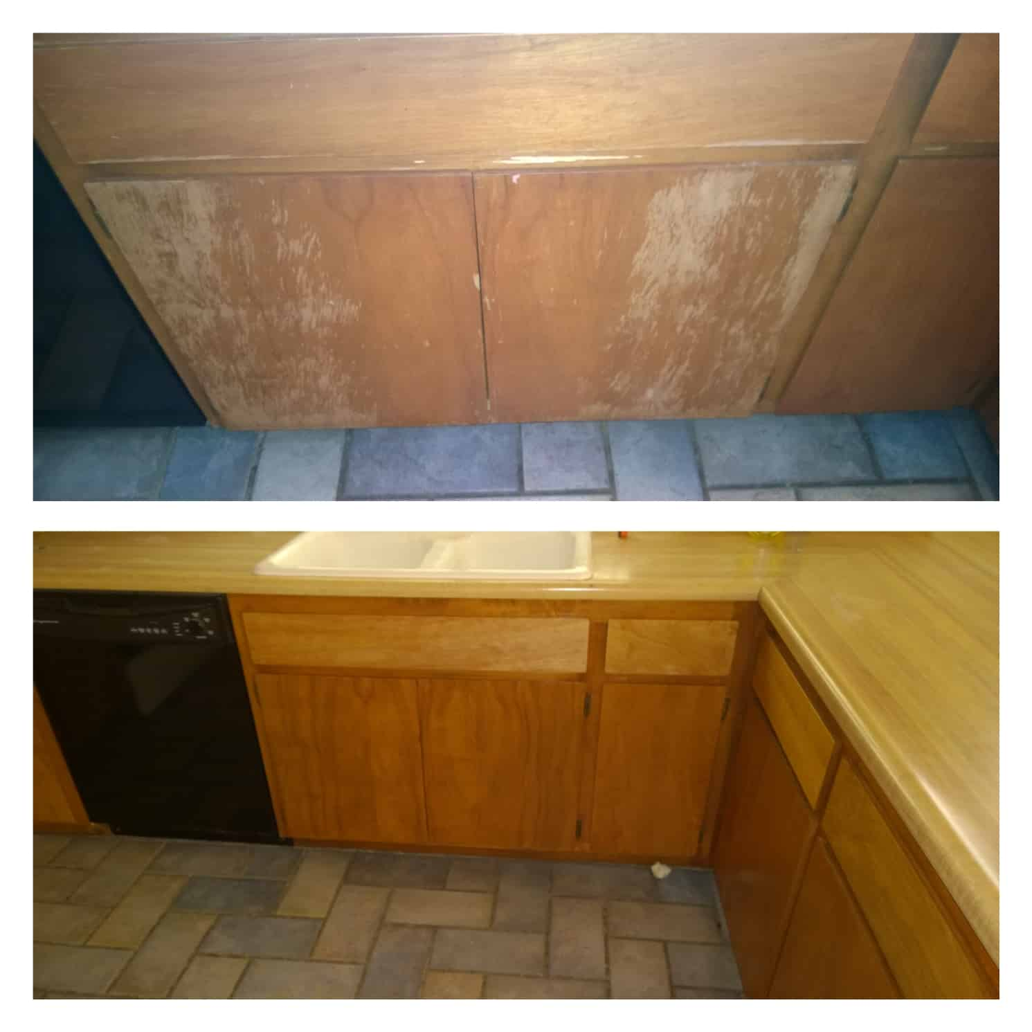 Cabinet Refinishing isn't Only for Kitchen Cabinets