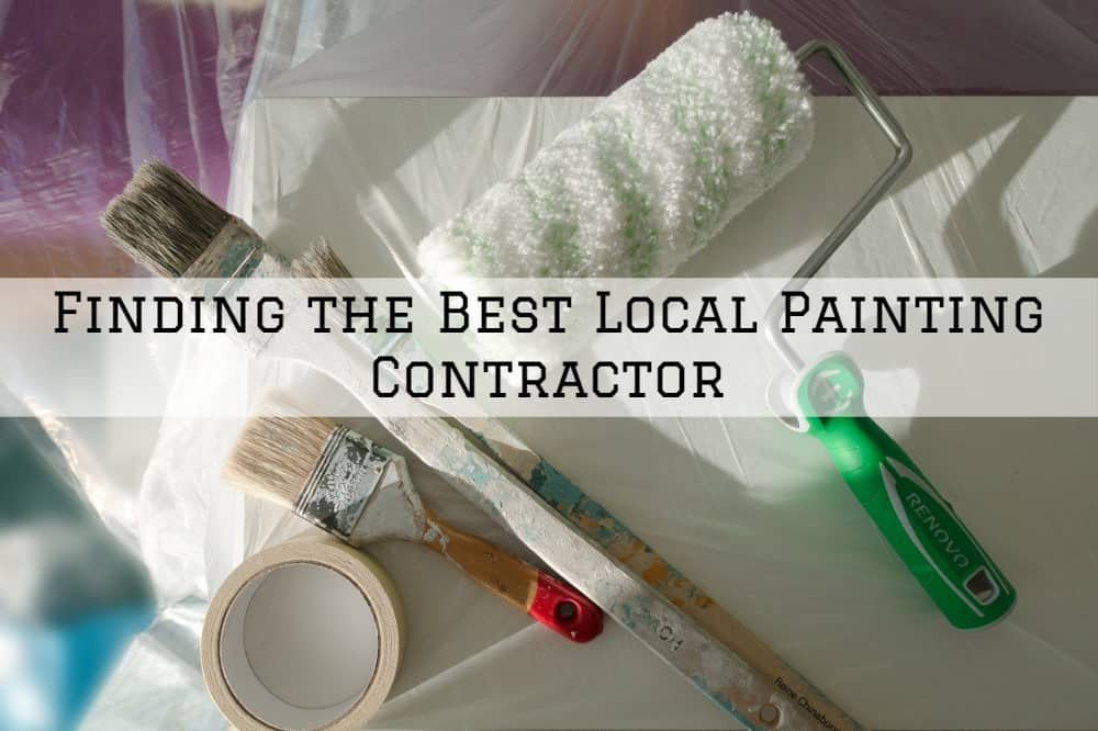 Finding the Best Local Painting Contractor in Amador County, CA