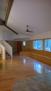 Interior Painting Open Floor Plan