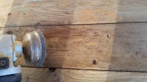 Deck Sanding Tool