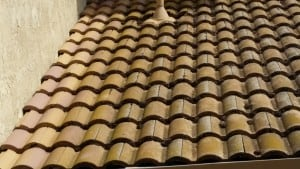 Dirty Tile Needs Roof Cleaning