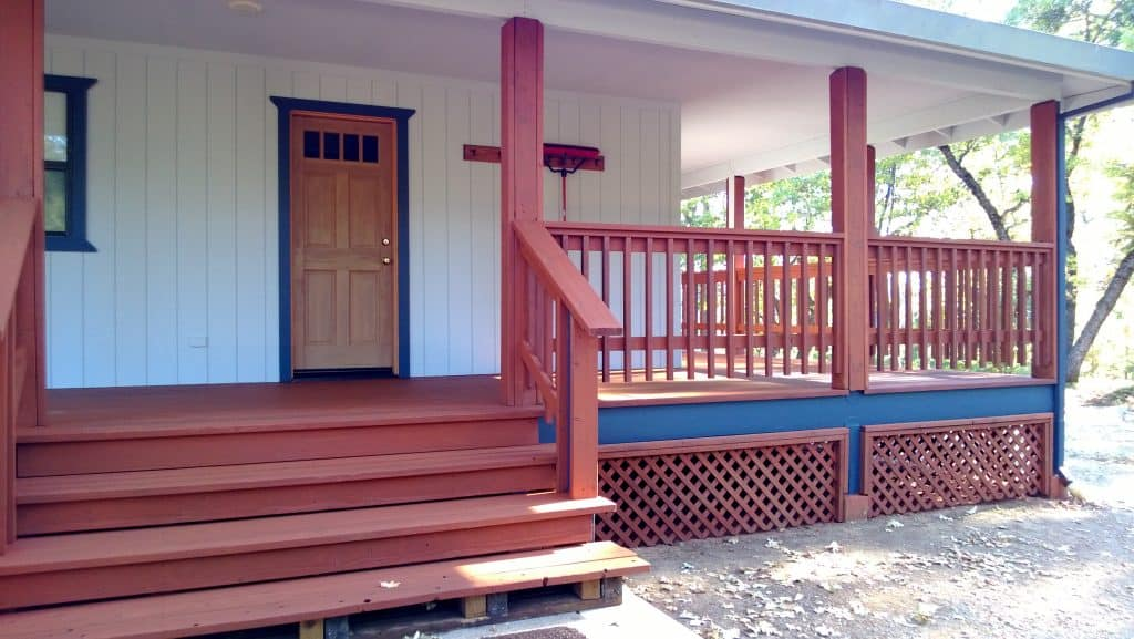 deck staining company in northern california