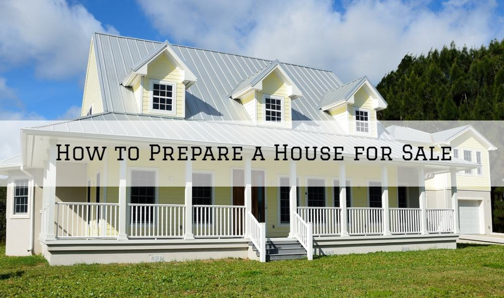 How to Prepare a House for Sale in Amador County